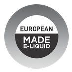 E-liquids manufactured in Europe