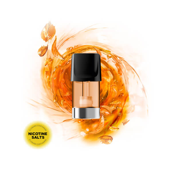 amber tobacco decoration